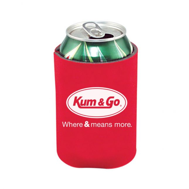 KNG15 Koozie Red 1200