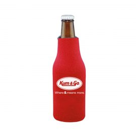 KNG15 Zip Koozie Red 1200