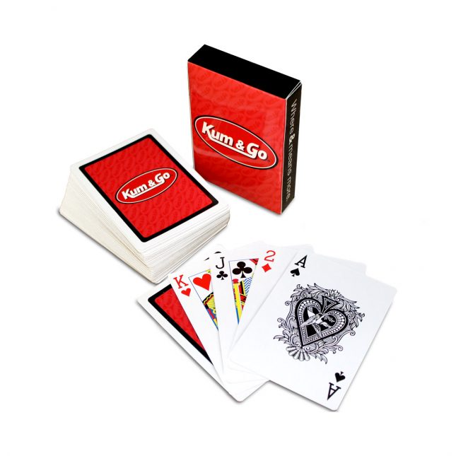 KNG15 Deck Of Cards 1200